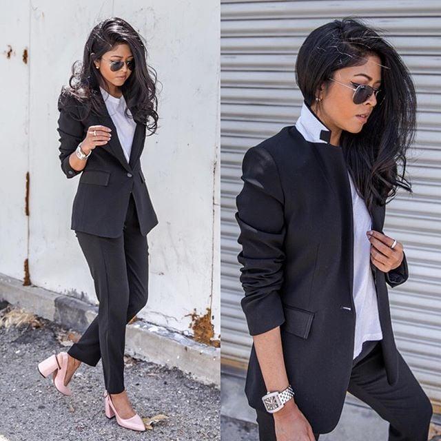 what to wear to a job interview popsugar fashion