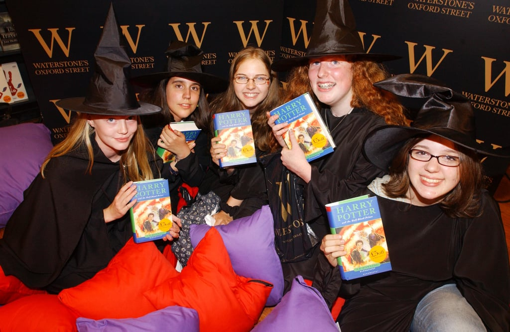 When These Young Witches Gathered to Celebrate the New Book
