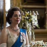 Queen Elizabeth II From The Crown (2016)