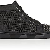 The definition of badass, these Christian Louboutin Leather Sneakers ($1,345) are the spiky shoes of our dreams.