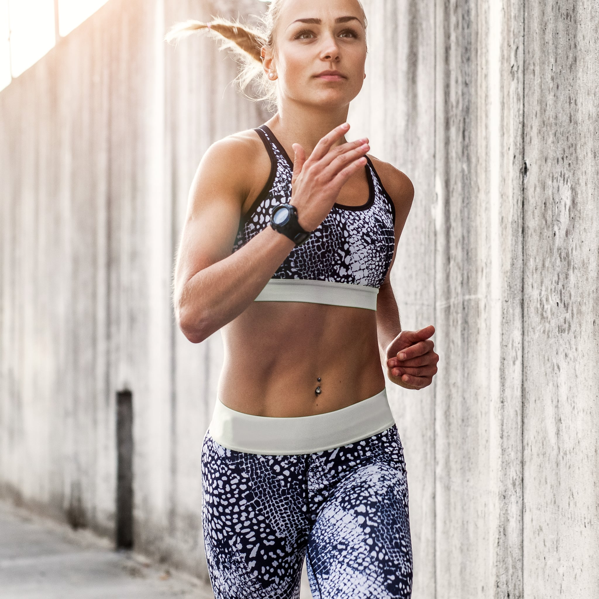 Dumbbell Workout For Runners | POPSUGAR Fitness Australia