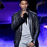 Usher performed at the 2011 Latin Grammy Awards.