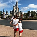 """The Story Behind a Foster Child Finally Feeling """"Joy"""" at Disney World Will Make You Melt"""