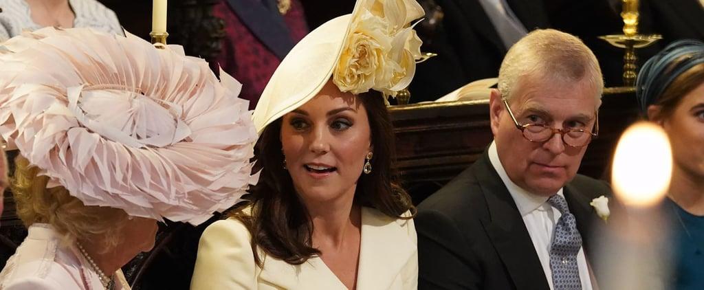 Kate Middleton Dress at Royal Wedding 2018