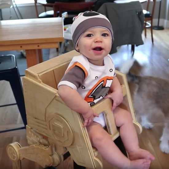 Star Wars Wooden Baby Gear