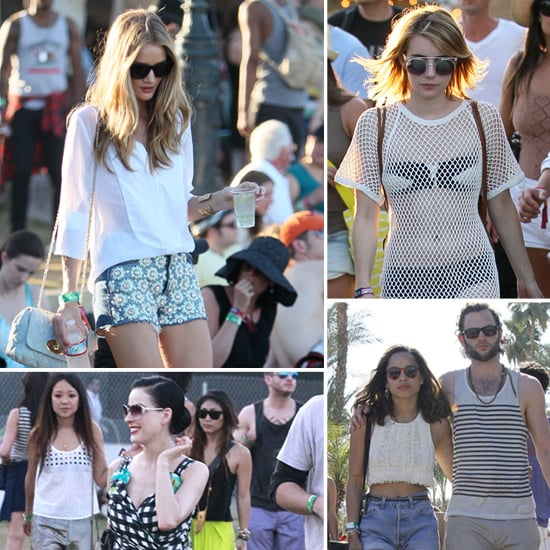 Celeb Style at Coachella Weekend Two — Shop Their Concert Essentials!