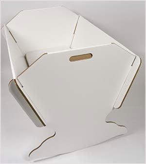 Cardboard Cradle