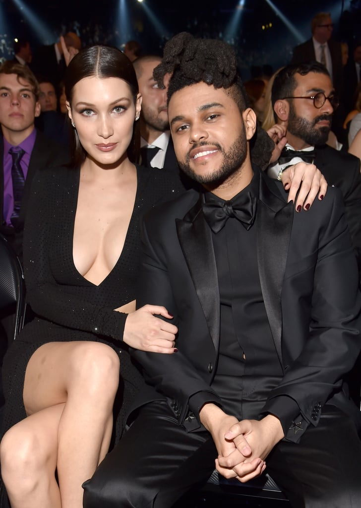 Bella Hadid And The Weeknd Holding Hands