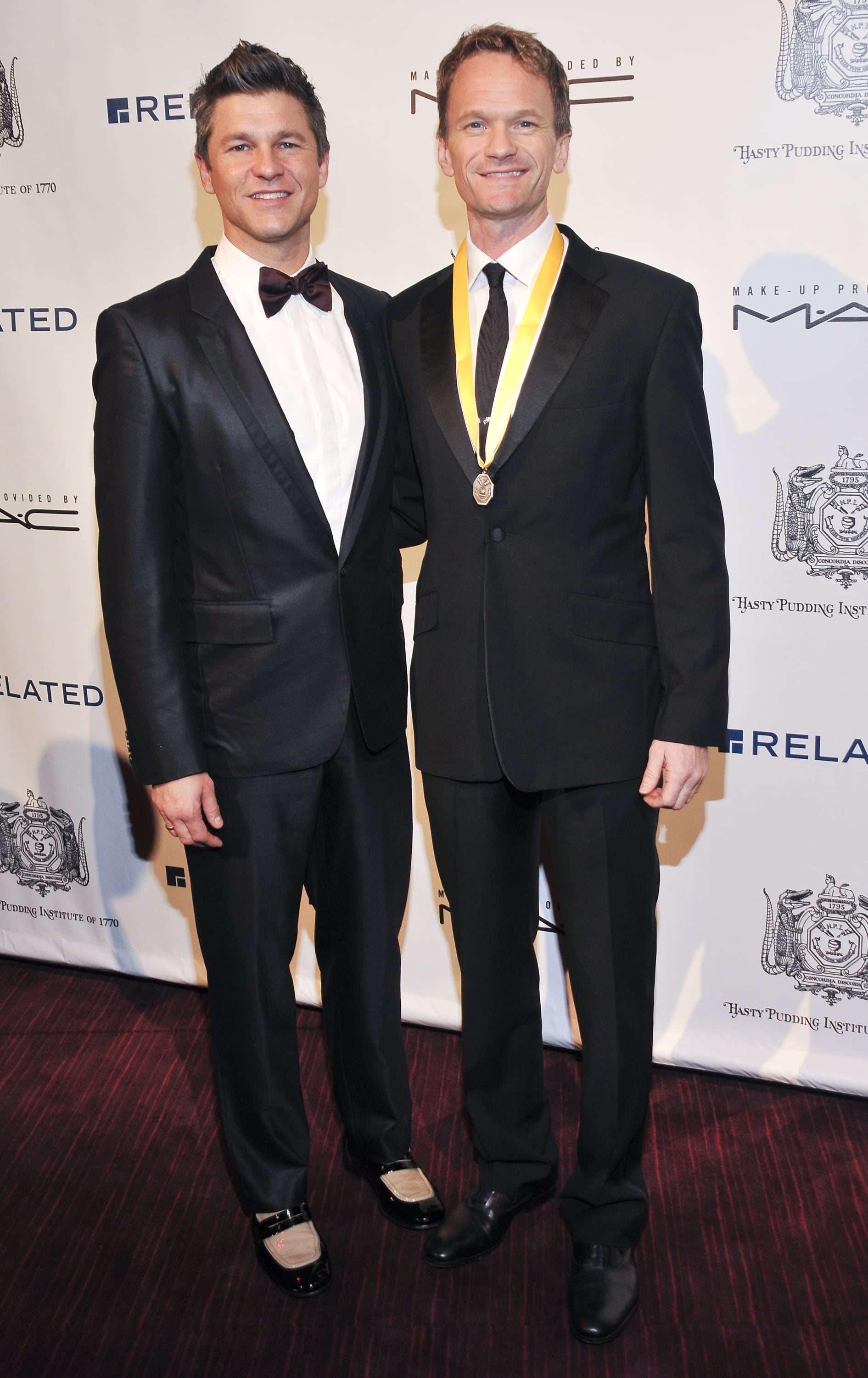 Famous Gay Couples Who Are Engaged Or Married Popsugar Celebrity