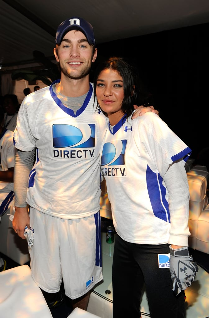 Chace Crawford, Jessica Szohr