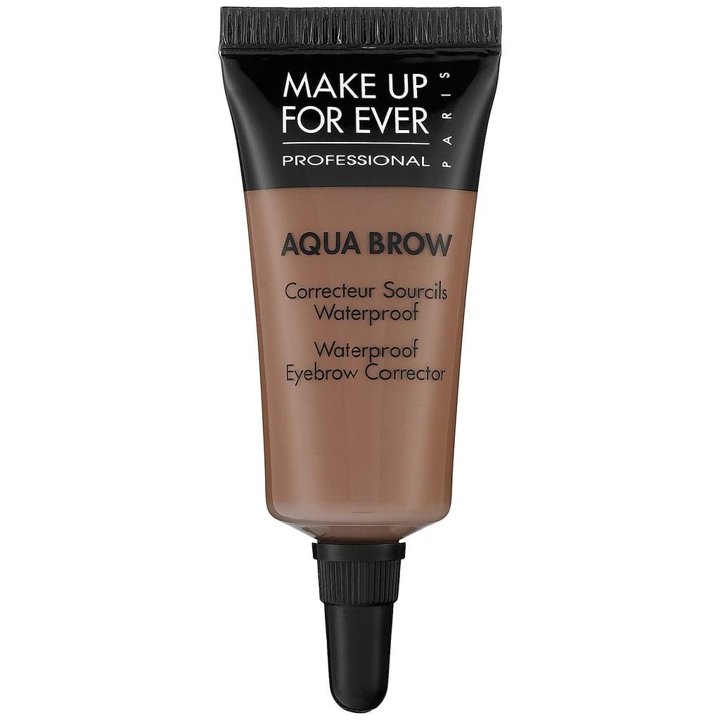 Make Up For Ever Aqua Brow Best Eyebrow Makeup Popsugar Beauty