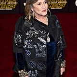 Pictured: Carrie Fisher