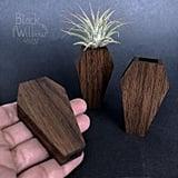 Mini Coffin Planter