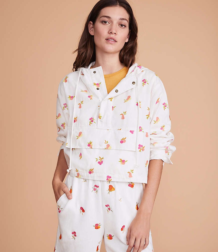 Fruit Salad Utility Jacket