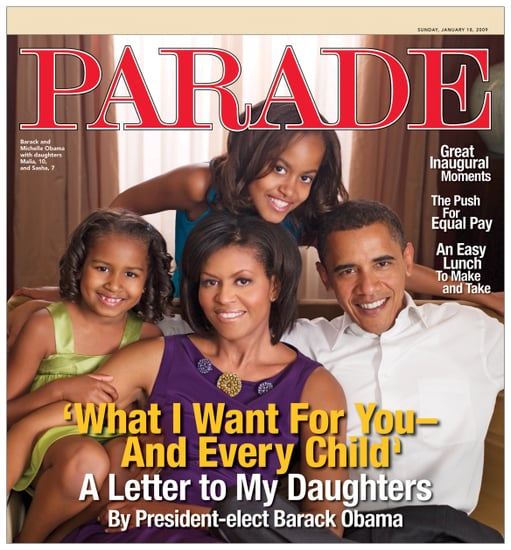 Dad in Chief Obama Writes Open Letter to His Daughters