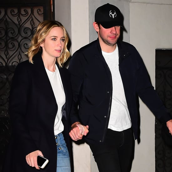 John Krasinski and Emily Blunt Out in NYC September 2016