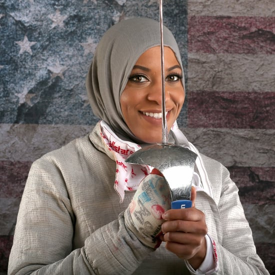 Ibtihaj Muhammad Opens Up About Travel Ban (Video)