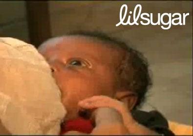 Would You Breastfeed a Sick Baby Like Salma Hayek Did?