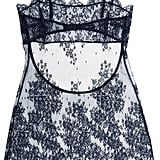I.D. Sarrieri Chantilly Lace and Tulle Chemise ($715)