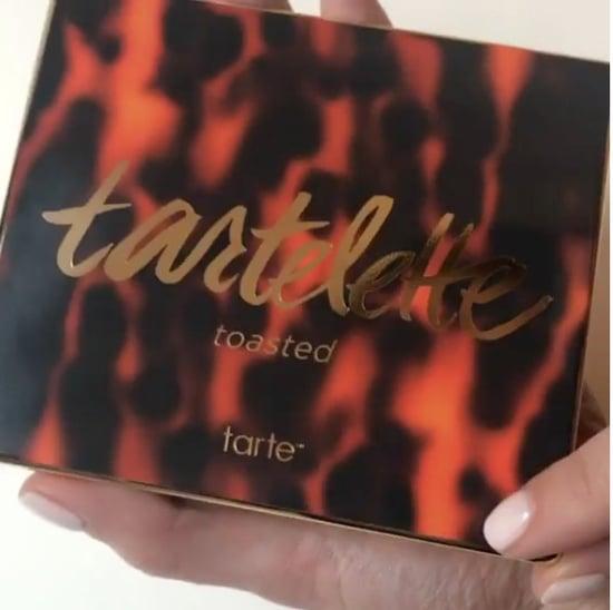 Tarte Tartelette Toasted Palette Instagram