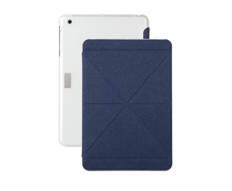VersaCover Mini Denim Blue With Translucent Back Cover ($50)