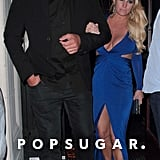 Jessica Simpson and Eric Johnson Out in LA May 2016
