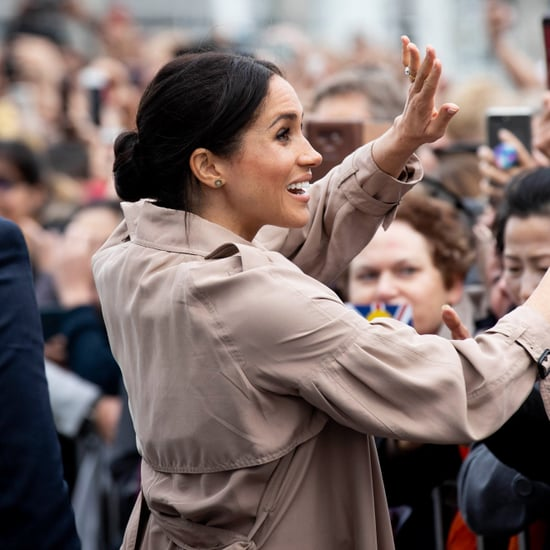 Band Plays Suits Theme Song For Meghan Markle in New Zealand