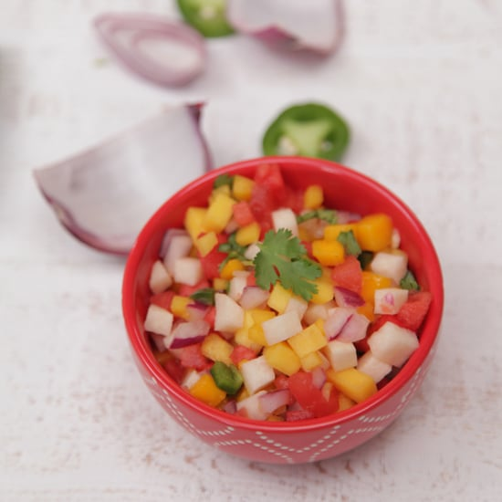 Watermelon and Mango Salsa Recipe
