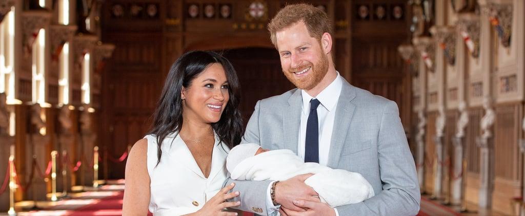 Where Was Archie Harrison Mountbatten-Windsor Born?