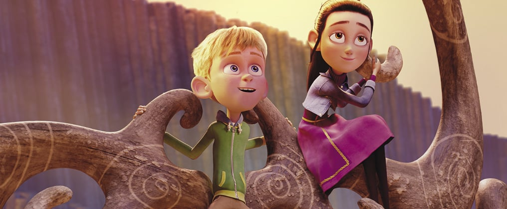 Watch the Trailer For Riverdance: The Animated Adventure