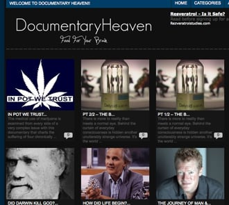 Watch Free Documentary's on Documentary Heaven