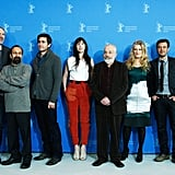 Jake Gyllenhaal posed with the Berlin Film Festival jurors.