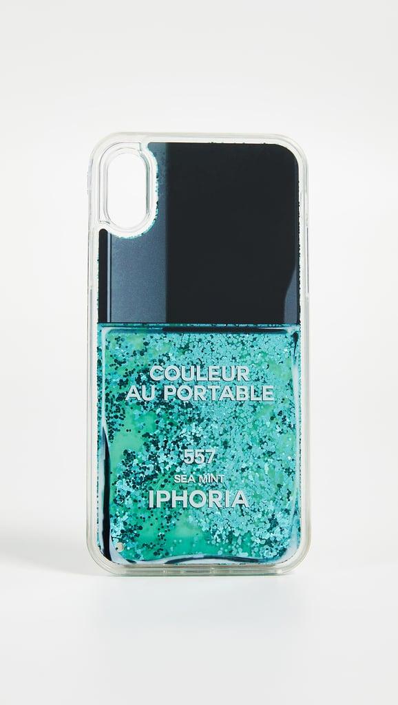 Iphoria Nail Polish iPhone X Case