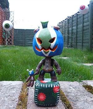 Handmade LittleBigPlanet Sackboy Avatar