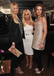 """Fashion Fund 2009 Kicks Off with """"Donatella Delight"""""""