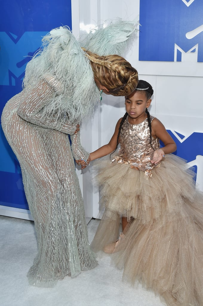 Blue Ivy at the 2016 MTV Video Music Awards