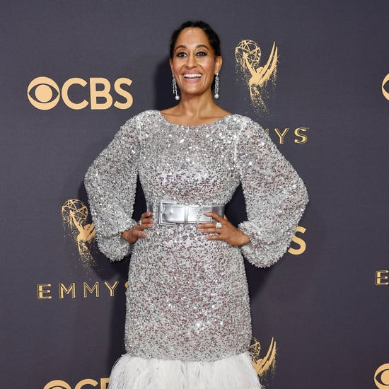 Tracee Ellis Ross's Chanel Dress Emmys 2017