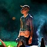 Pepsi haltime show performer, Travis Scott.
