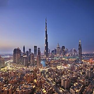 NASA Dubai Dubai and After 34 Years Photos