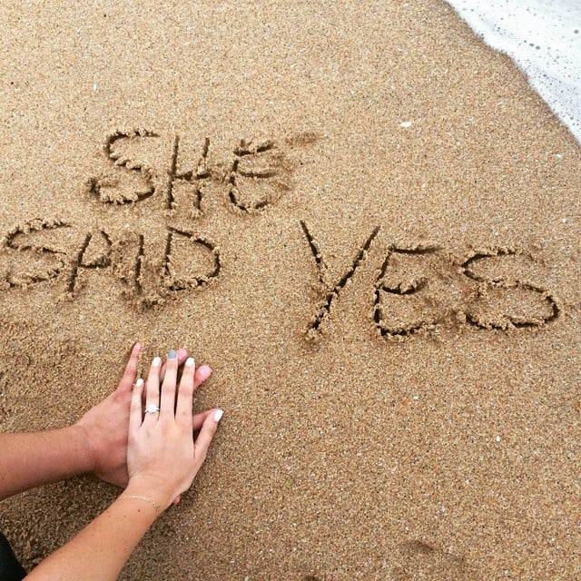 Written in the Sand