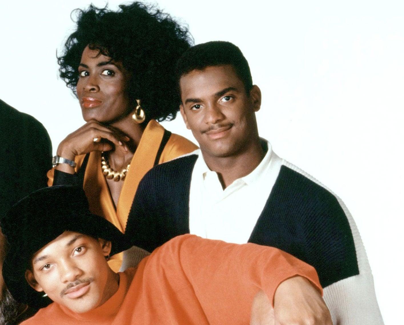 Janet Hubert Reacts To Fresh Prince Of Bel Air Cast Photo Popsugar
