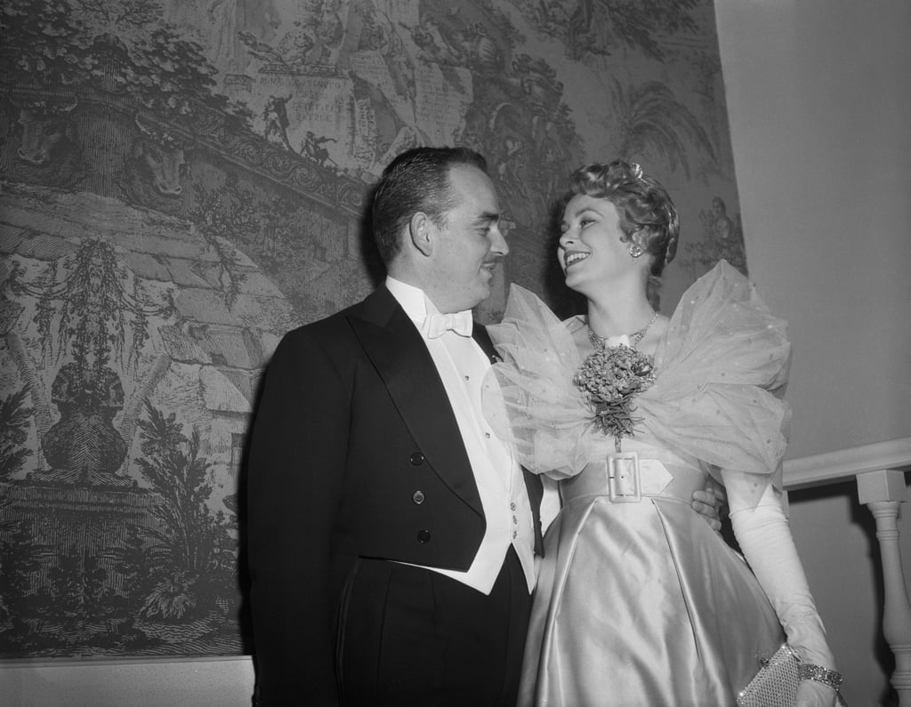 grace kelly and prince rainier iii pictures popsugar