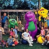 Demi Lovato on Barney and Friends (2002-2004)