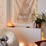 Tufted Christmas Tree Tapestry