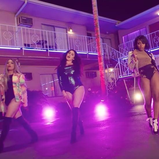 "Fifth Harmony ""Down"" Music Video"
