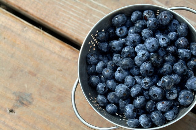 Fresh: Blueberries