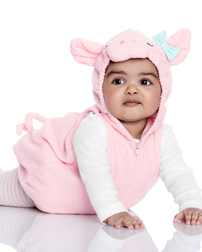 0e6adbe33 Carter's Little Pig Costume   Animal Halloween Costumes For Kids ...