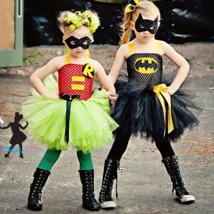 & Superhero Tutu Costumes For Kids | POPSUGAR Moms