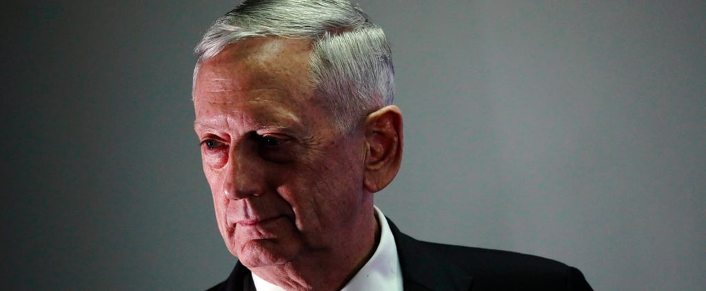 Jim Mattis's Freeze on the Transgender Military Ban Isn't as Dramatic as You Think