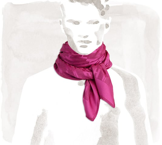 When it comes to purchasing a high-quality fashion gift, the key is to find a trend-proof piece. The Hermès Faconnee Grand H scarf ($430) in hot pink will keep your loved one warm for years to come — and they'll never forget who thought they deserved it. 